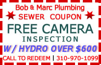 Torrance Sewer Repair Contractor